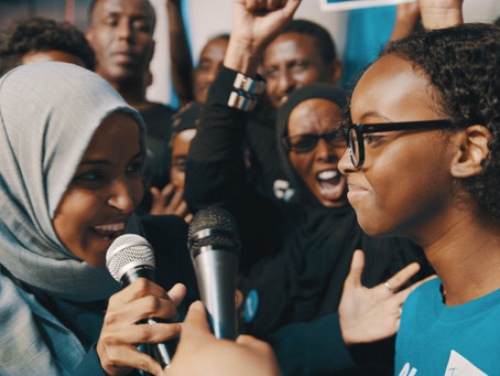 Isra Hirsi Is 16, Unbothered, and Saving the Planet