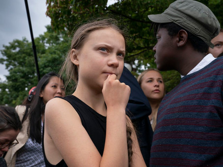 Teen activist Greta Thunberg takes her youth climate campaign to Washington