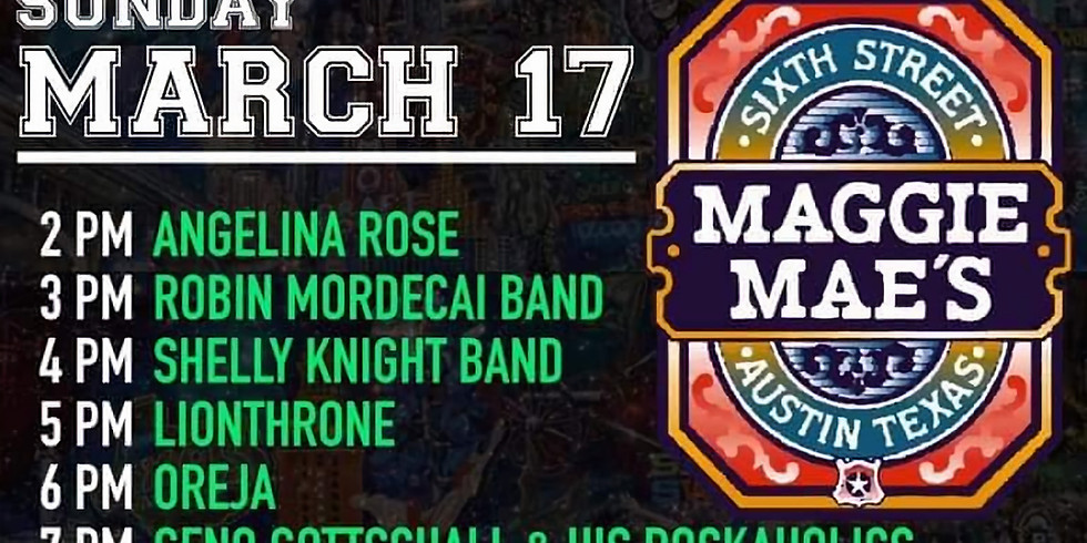 Unofficial SXSW day 2 at Maggie Mae's