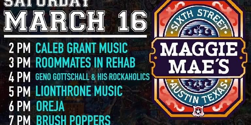 Unofficial SXSW at Maggie Mae's Austin Texas