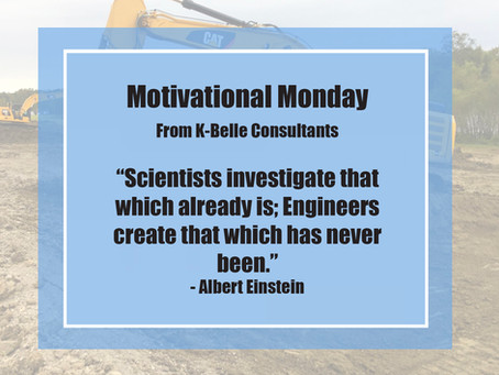 Happy Monday from K-Belle Consultants!
