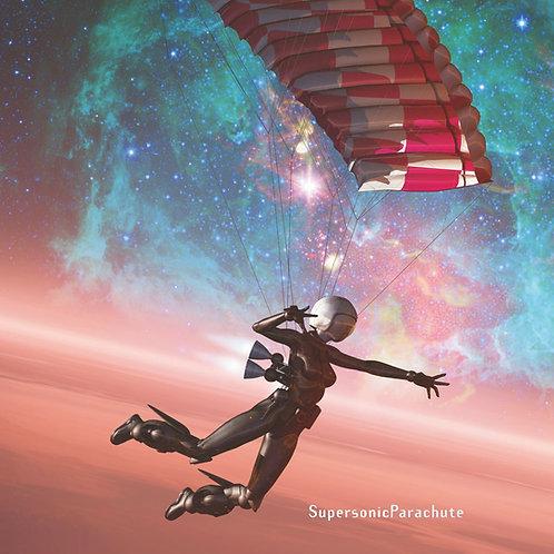 Supersonic Parachute 180g Vinyl + Download Card