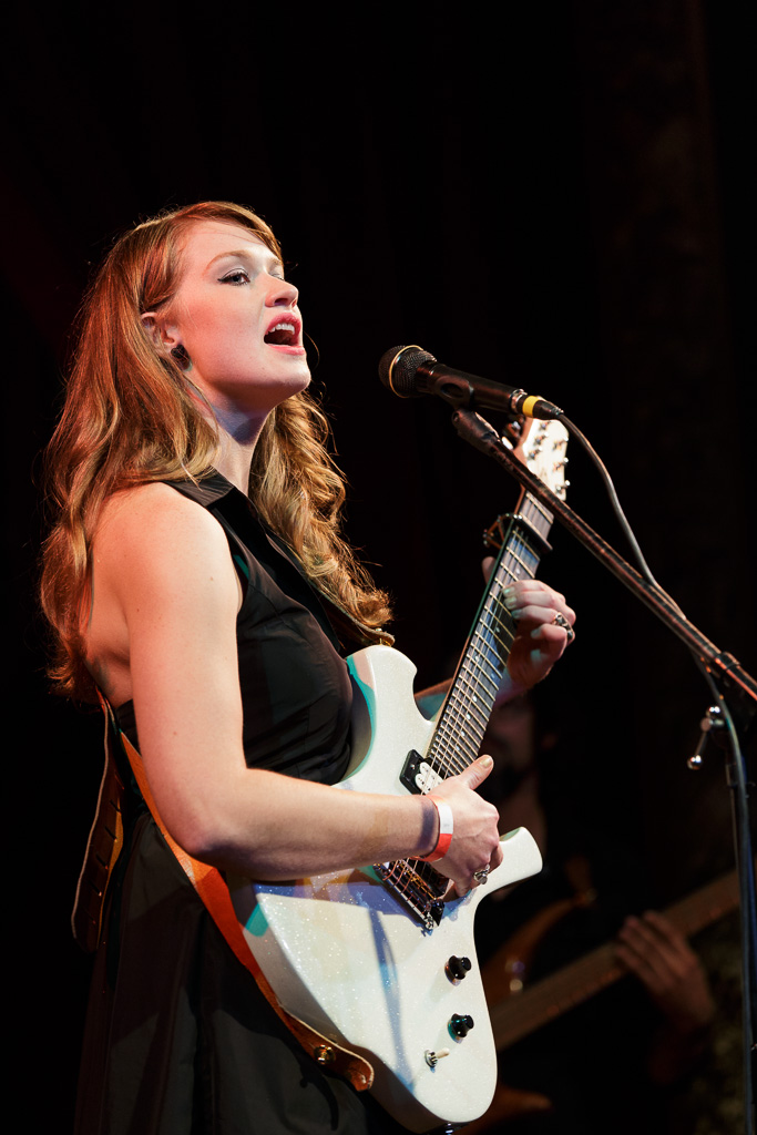 Whitney Lyman at the Columbia City Theater