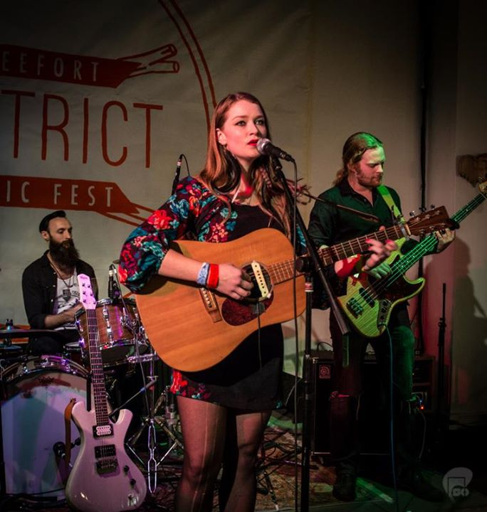 Thanks for the great photo Stephanie Oster, from Treefort Music Fest!