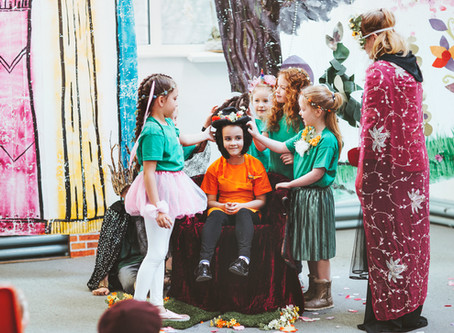 KIDS & TOTS perform A Midsummer Night's Dream