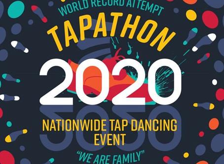 UK Tapathon 2020 (online) - Sunday, 15 November 2020