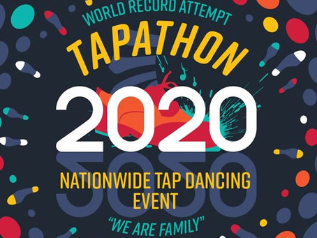 UK Tapathon 2020 (online) - Sunday, 15 November 2020