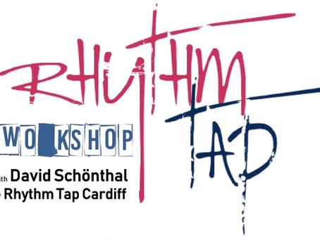 Rhythm Tap workshop in Dorset