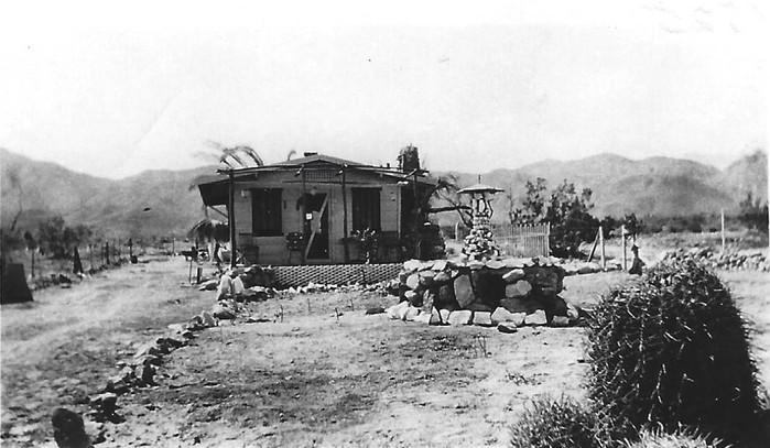 First Cabin - 1925