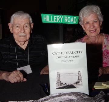 Bob Hillery & his wife