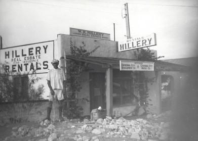 Hillery office July 1946