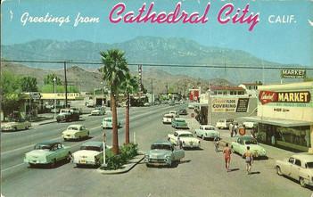 Highway 111  - 1950s