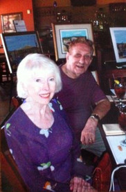 Ron Backer & his wife