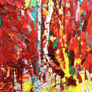 Red Woods II