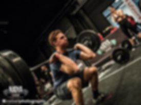 CrossFit 1412 coach Michael