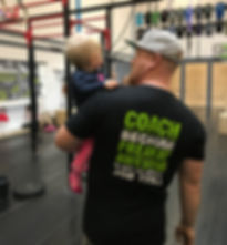CrossFit coach, because freakin' awesome is not an official job title