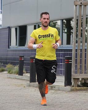 CrossFit 1412 coach Joost