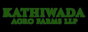 Kathiwada Agro Farms LLP Logo (Green) -
