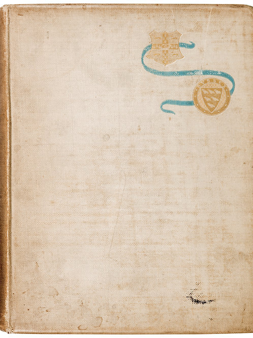 LOT 16 - The Jubilee Book of Cricket By K.S. Ranjitsinhji, published 1897
