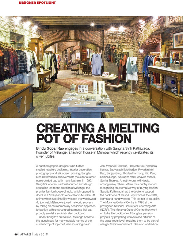 Apparel Magazine - 1