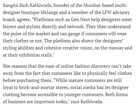 Mint 2019: On LFWs Gen Next Platform
