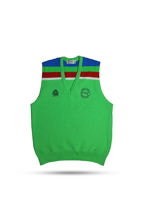 LOT 41 - Wasim Akram 1992 World Cup Jumper