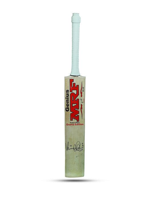 LOT 57 - Virat Kohli signed match used bat