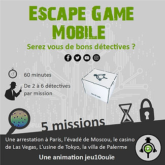 Escape Game mobile