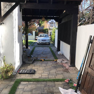 Driveway Gates Installation, no problem we got the doors or will custom make one to fit like a glove.