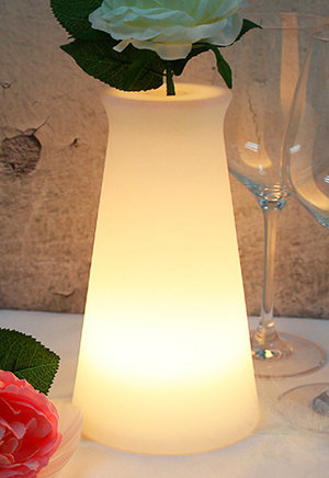 Lamp - Tall Vase
