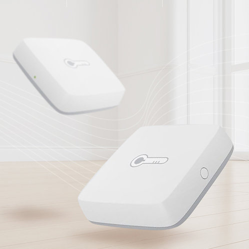 Smart Zigbee Temperature and Humidity Sensor