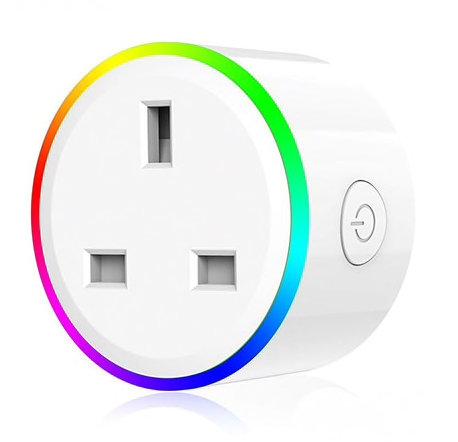 Smart WiFi RGB Socket