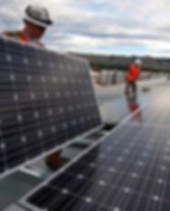Solar energy provides nearly 5X as many