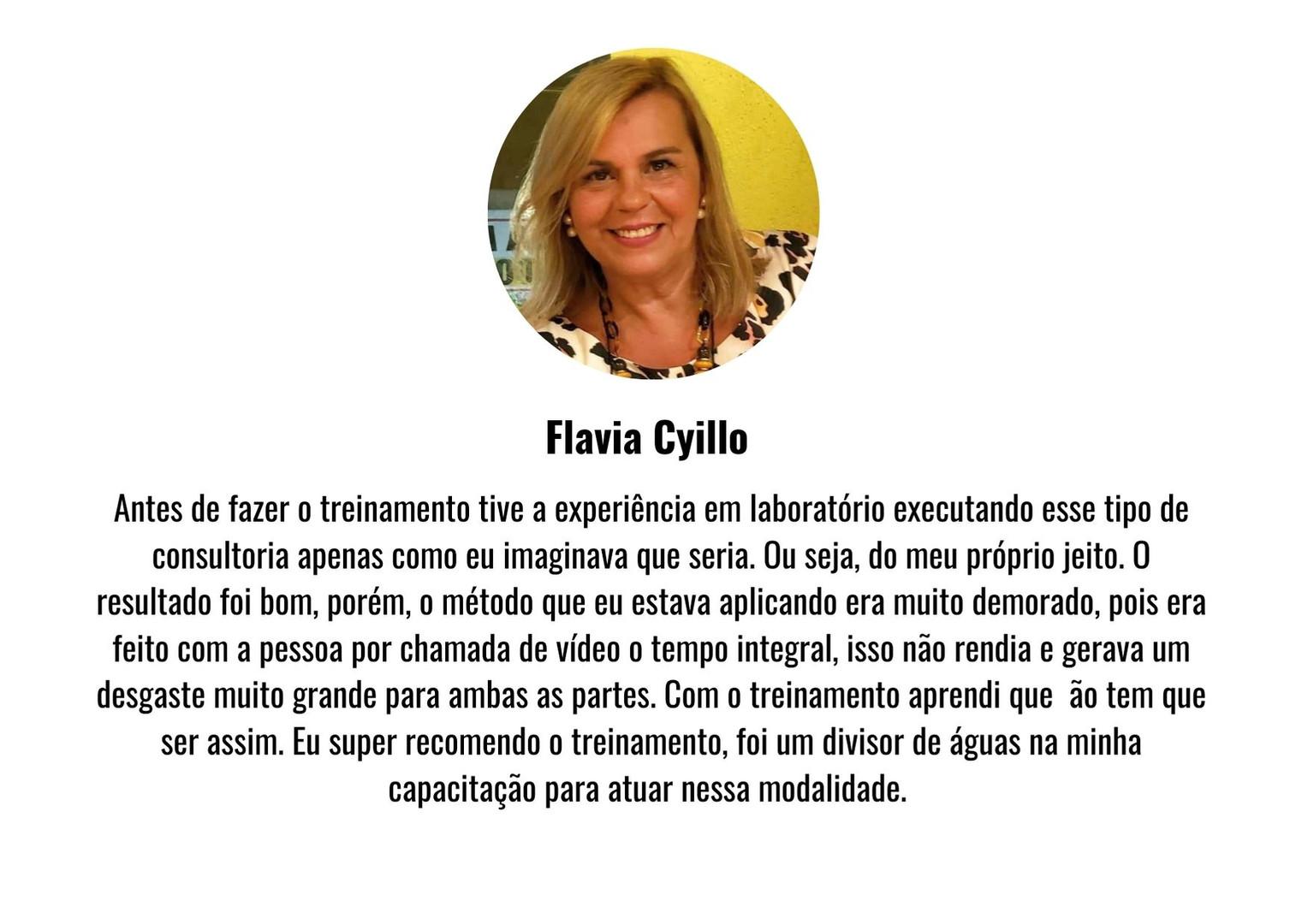 Flavia Cyillo