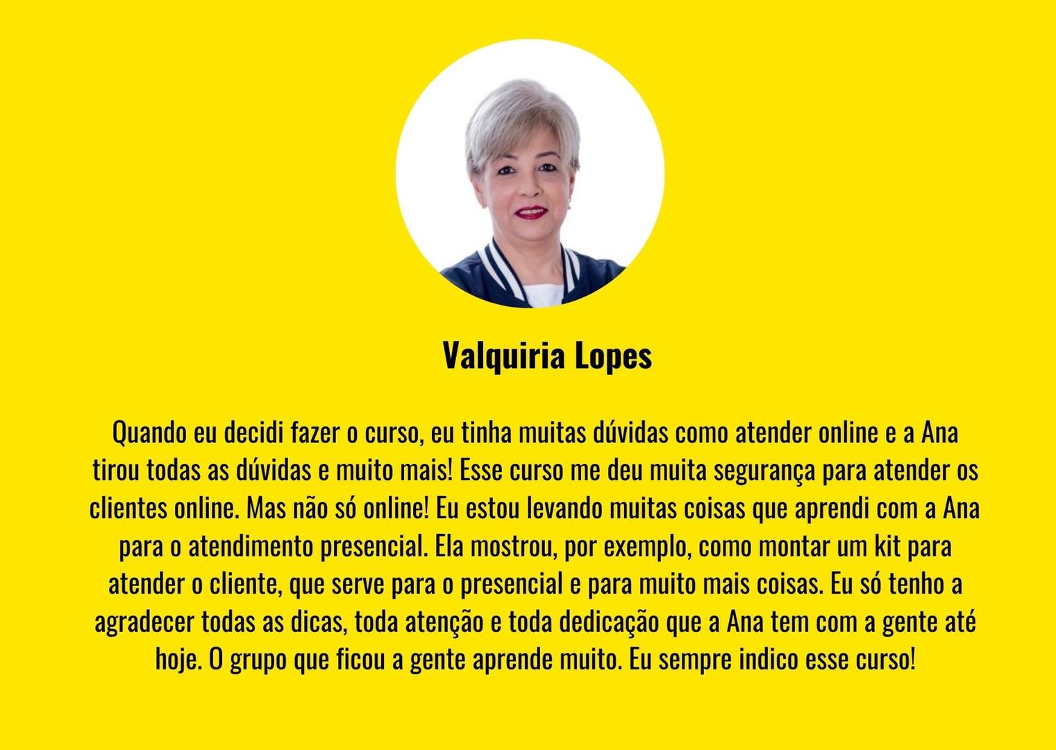 Valquiria Lopes
