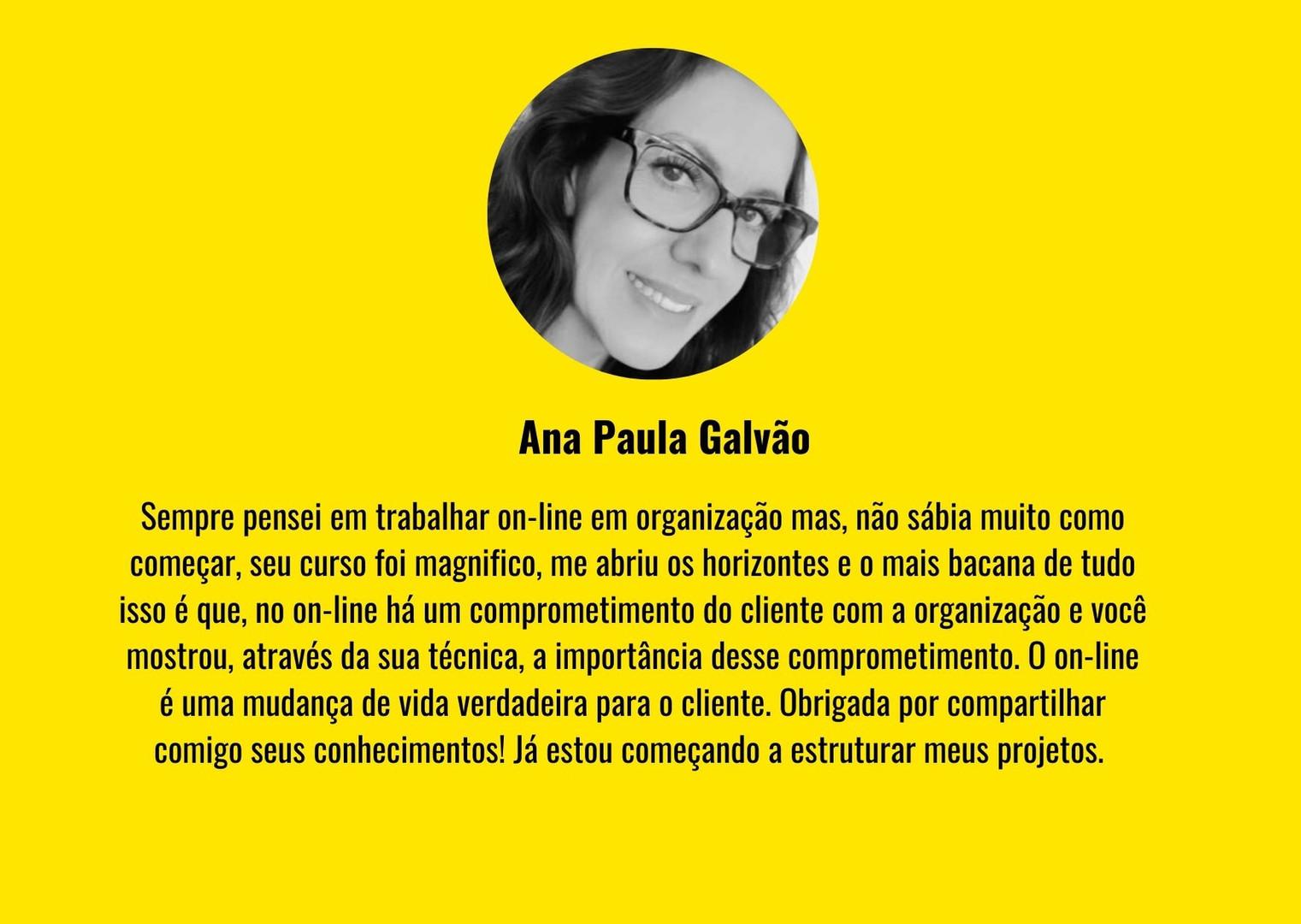Ana Paula Galvão