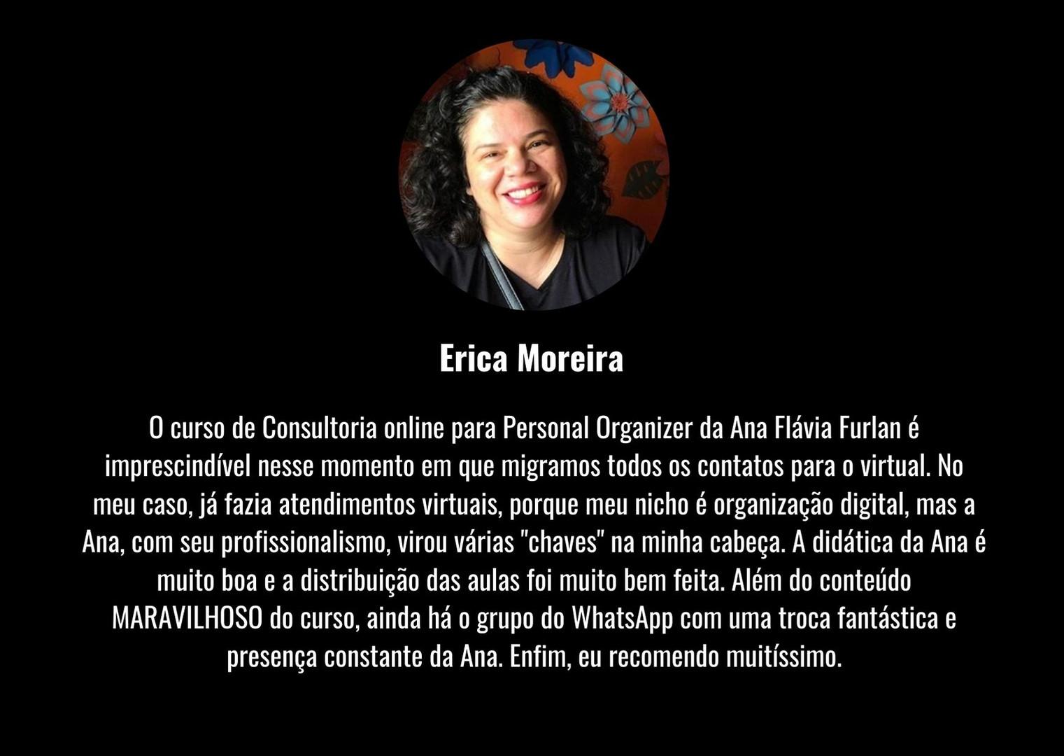 Erica Moreira