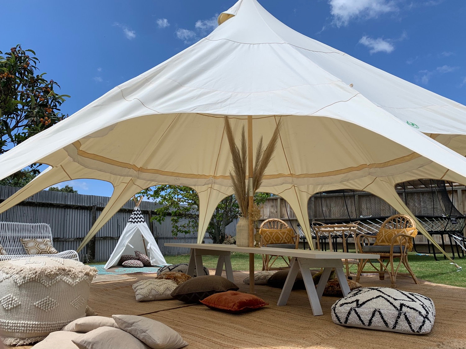 Summer Glamping Event