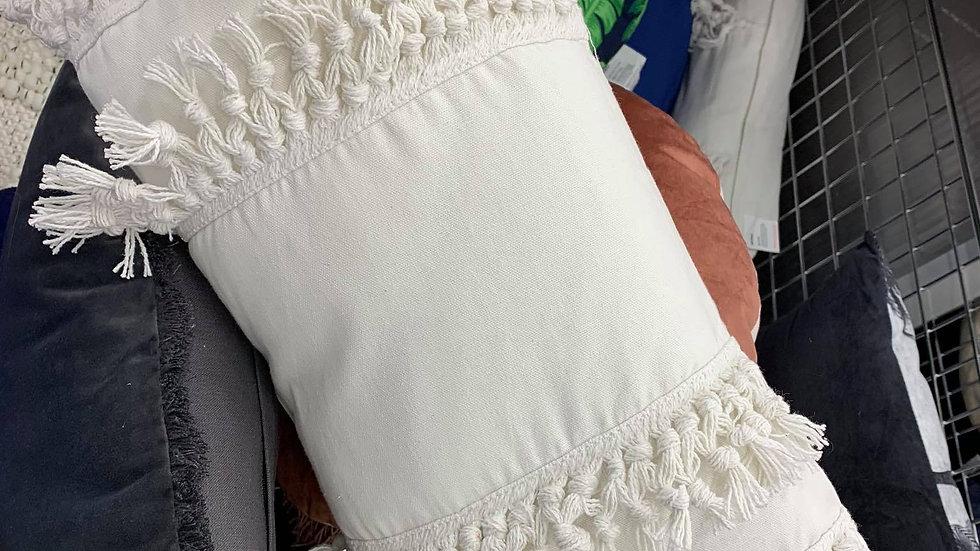 Cushion long tassle