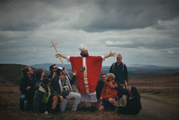 2019 05 06 Matt Terry's Stag - The Pope