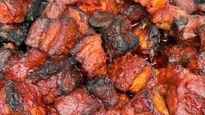 Crispy Pork Belly Burnt Ends | Meat Candy