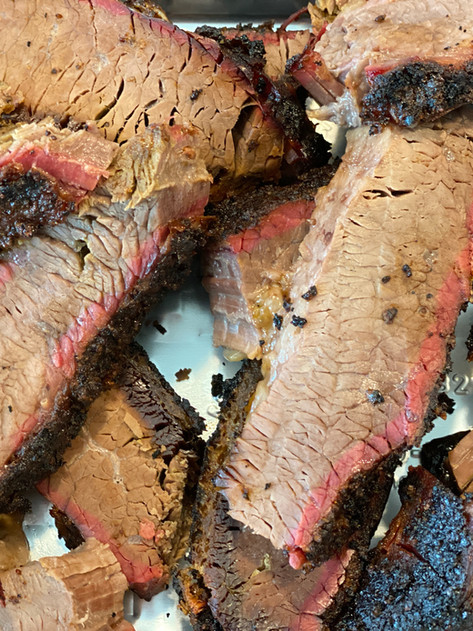 Hot and Fast Brisket with Burnt Ends