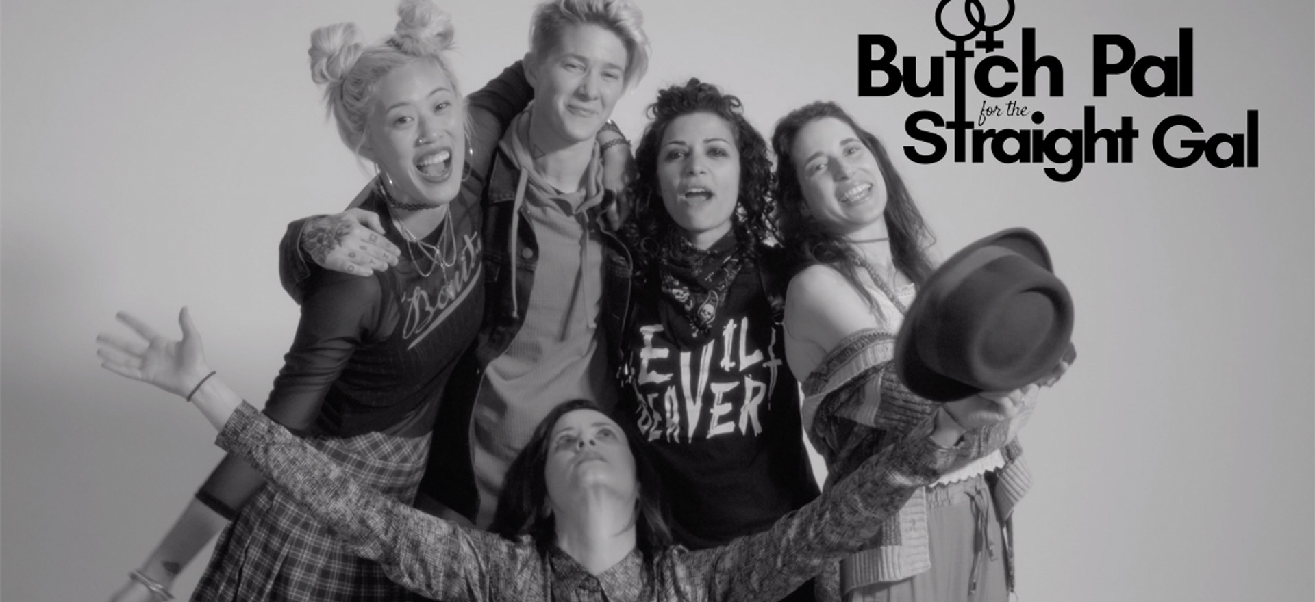 [Official Trailer] Butch Pal for the Straight Gal