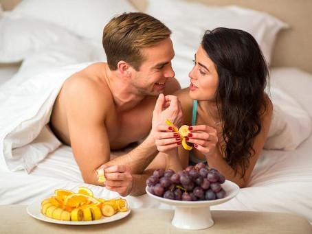 Comidas e bebidas afrodisíacas que estimulam a libido