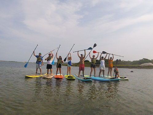 SUP LESSON GROUP - 1.5 HRS
