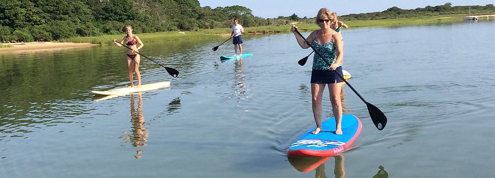 GUIDED SUP SESSION GROUP - 1.5 HRS