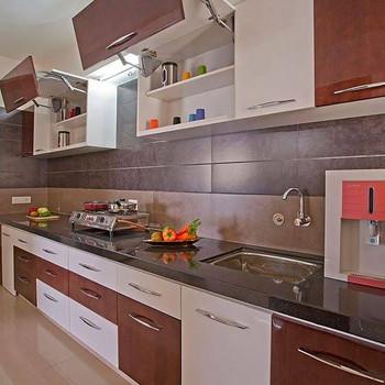Modular Kitchen Horizon Oak