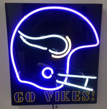 Vikings Custom Neon