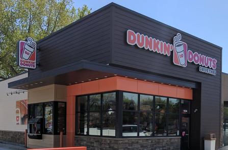 Dunkin' Donuts - National installation