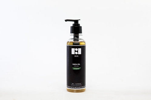 Men's Shea Oil - Lemon grass